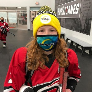 onehockey-girl